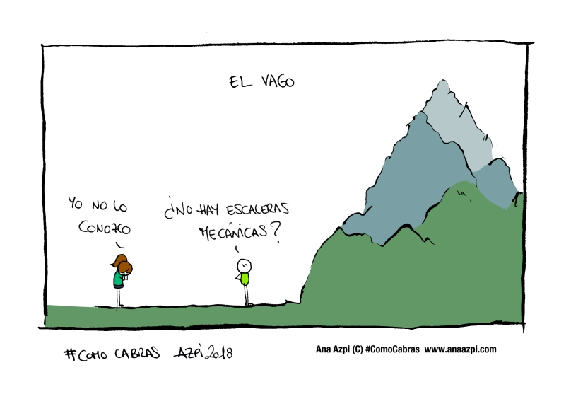 el vago_comocabras